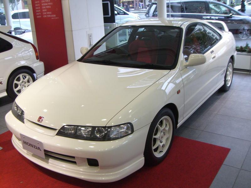 Honda Integra Type R Dc2 J S Garage Export Co Ltd
