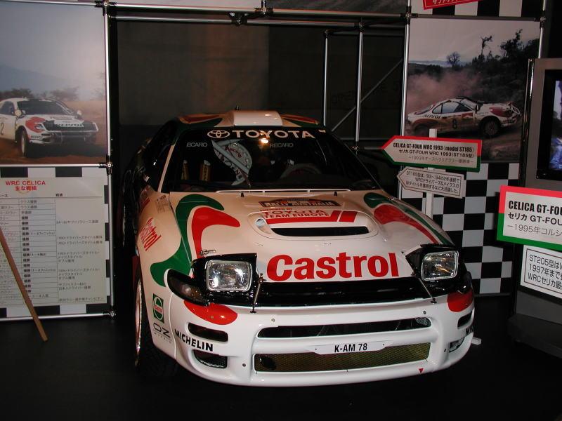 Toyota Celica GT4 specifications- J\'s Garage Export Co., Ltd.